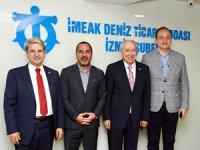 İYİ Parti temsilcileri, Yusuf Öztürk'ü ziyaret etti