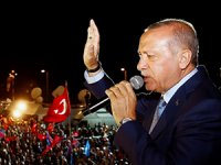 Cumhurbaşkanı Erdoğan, güven tazeledi