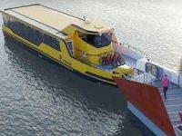 Damen Tersanesi, Hollanda'ya tam elektrikli feribotlar inşa ediyor