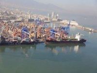 Türk limanları rekor üstüne rekor kırıyor