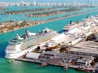 MSC, Miami Limanı'na yeni kruvaziyer terminali inşa ediyor