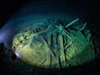 Roma dönemine ait gemi enkazı bulundu!