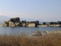 Bafa Gölü Tabiat Parkı ziyaretçilerini büyülüyor