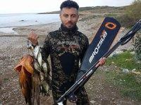 Zıpkınla balık avlarken boğularak hayatını kaybetti