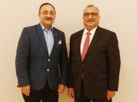 IMEC ve Türkiye Denizcilik Federasyonu bir araya geldi