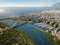 Kanal İstanbul Projesi'nde çalışmalar devam ediyor
