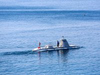 Turistik denizaltı 'Nemo', mavi derinliklere indiriyor