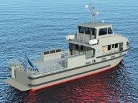 Incat Crowther, Güney Afrika için gemi tasarladı