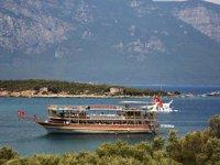 Sedir Adası'nı yılda 200 bin kişi ziyaret ediyor