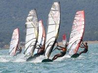 Rüzgâr Sörfü Türkiye Şampiyonası Çeşme'de başlıyor