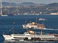 İstanbul'da şehir hatları kış tarifesine geçti