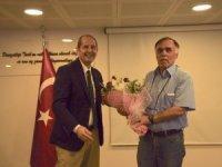 Kenan Yalavaç İMEAK Deniz Ticaret Odası İzmir Şubesi Meclis Başkanı seçildi