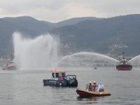 Kocaeli Körfezi Deniz Kirliliğine Acil Müdahale Bölgesel Tatbikatı yapıldı
