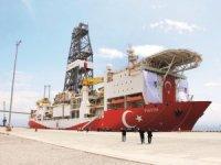 Doğu Akdeniz'deki sondaj gaspına ihlal uyarısı