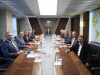 Filyos Limanı Projesi için destek istediler