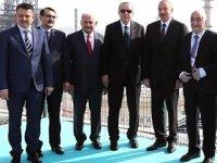 SOCAR'ın dev yatırımı STAR Rafinerisi açıldı