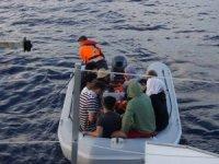2018 yılında 218 bin 950 düzensiz göçmen yakalandı