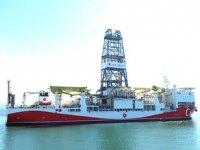 'Fatih' gemisi, Akdeniz'de ilk sondaj için yola çıktı