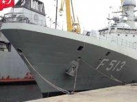 TCG Burgazada, Türk Donanması'na katılmak için gün sayıyor