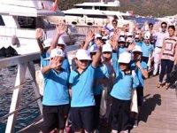 D-Marin Kids ve TURMEPA, 813 çocuğa deniz sevgisini aşıladı