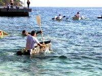 9. Göcek Maket Tekne Yarışı nefes kesti