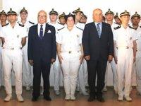 GAÜ'nün genç denizcileri brövelerini aldı