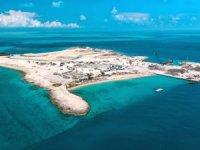 MSC Ocean Cay Marıne Reserve'de son aşamaya gelindi