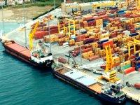 Türk limanlarının ihracat yükü yüzde 19 arttı