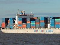 Wan Hai Lines, 20 adet konteyner gemisi siparişi verdi