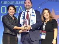Kumport, 'EFQM Türkiye Mükemmellik Ödülü'nü aldı
