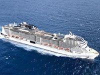 MSC'nin yeni gemisi MSC Virtuosa rezervasyona açılıyor