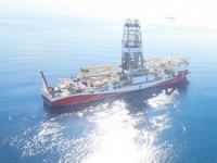Mersin'de sığ deniz sondajı başladı