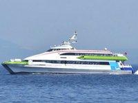 Marmara ve Ege'de deniz ulaşımına fırtına engeli