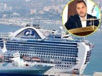 Türkiye, kruvaziyer turizminde hedef büyüttü