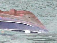 Saros Körfezi'nde çok sayıda tekne battı