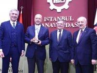 Piri Reis Üniversitesi Deniz Kampüsü, 'İSO Özel Kategori Çevre Ödülü'ne layık görüldü
