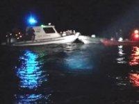 Bodrum'da jet-ski ile Yunanistan'a kaçmaya çalışan iki göçmen yakalandı