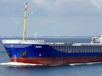 Çanakkale'de 'Panda' ve 'Barlas' isimli kuru yük gemileri çatıştı