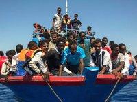 2018'in göçmen bilançosu açıklandı: 24 bin 598 kişi yakalandı, 93 kişi öldü