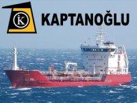 Kaptanoğlu Denizcilik, iki kimyasal tankeri 14 milyon dolara sattı
