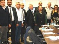 TÜRKLİM, genel Kargo ve dökme kuru yük çalışma grubu toplantısı yapıldı