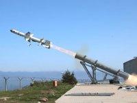 Türkiye'nin ilk deniz füzesi 'atmaca'nın seri üretimi başlıyor