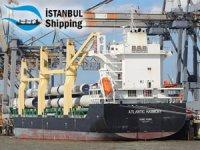 İstanbul Denizcilik işletmesindeki M/V ATLANTIC HARMONY, Belçika'da tutuklandı