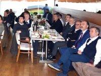 KOSDER'in düzenlediği '1. Serbest Kürsü' toplantısı gerçekleştirildi