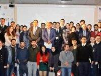 GAÜ Denizcilik ve Ulaştırma Yüksekokulu'nun düzenlediği 'Kariyer Günleri' sona erdi