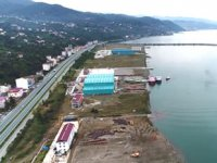 Sürmene'ye kurulacak 'Deniz Üssü'nün yer tahsisi için imzalar atıldı