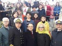 Foça Denizcilik Merkezi'ni 2018'de 16 bin kişi ziyaret etti