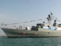 İran, Atlas Okyanusu'na savaş gemisi gönderecek