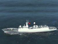 Çin, Pakistan'ın savaş gemisi siparişini inşa etmeye başladı