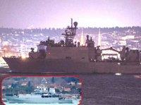 'HMS Echo' İngiltere'ye döndü, 'USS Fort MCHenry' Karadeniz'e açıldı
